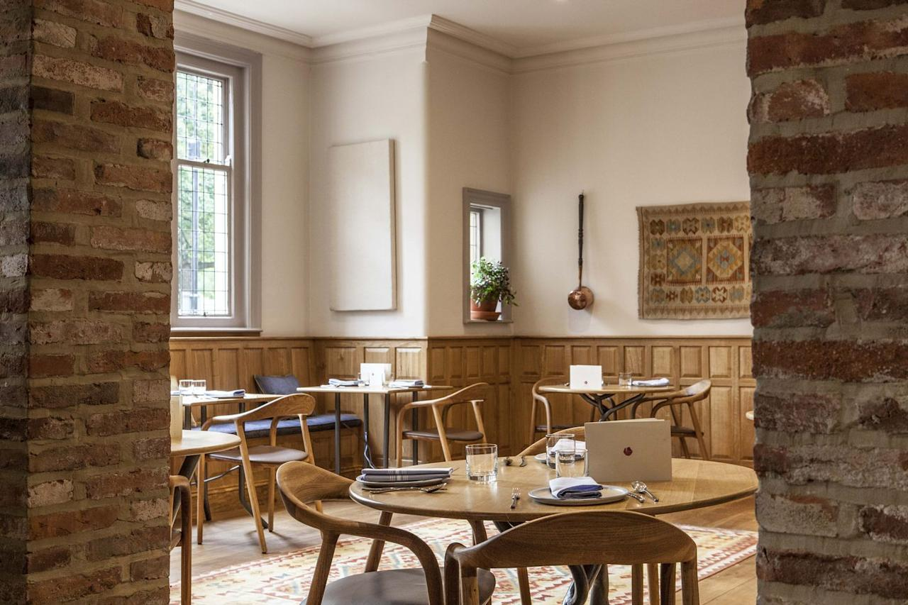 """<p>Described as a 'stunning sharing-plate restaurant', this place is amazing. Working around 3 seasons; The Preservation Season, The Hunger Gap and The Time of Abundance, they put together creative dishes that you will fall in love with. </p><p>68 Marygate, York, YO30 7BH</p><p><a class=""""body-btn-link"""" href=""""https://rootsyork.com/"""" target=""""_blank"""">FIND OUT MORE</a></p>"""