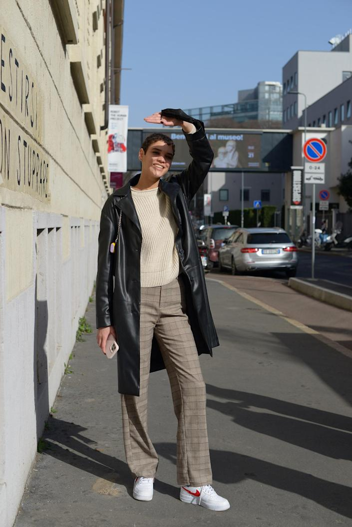The Best Street Style at Milan Fashion Week Fall 2021