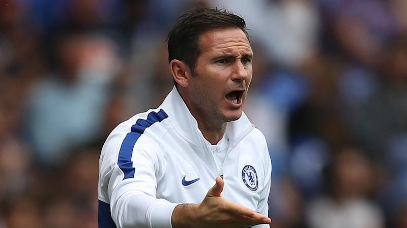 Frank Lampard tells Chelsea FC duo they can leave the club