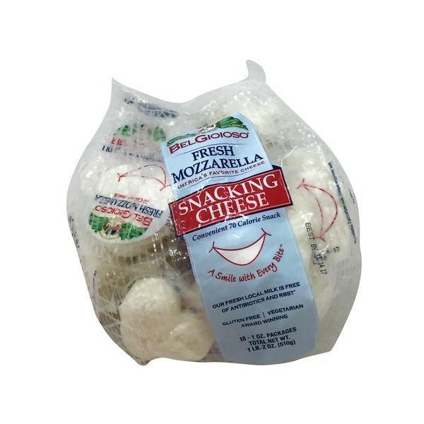 """<p><a class=""""link rapid-noclick-resp"""" href=""""https://www.amazon.com/BelGioioso-Mozzarella-Snacking-Cheese-Packages/dp/B07QL2LBVJ/?tag=syn-yahoo-20&ascsubtag=%5Bartid%7C1782.g.22559891%5Bsrc%7Cyahoo-us"""" rel=""""nofollow noopener"""" target=""""_blank"""" data-ylk=""""slk:BUY NOW"""">BUY NOW</a></p><p>These aren't exclusive to Whole Foods, but damn it, do they know how to strategically place a cute little snacking <a href=""""https://www.instacart.com/whole-foods/products/445491-belgioioso-cheese-snacking-cheese-fresh-mozzarella-18-ct"""" rel=""""nofollow noopener"""" target=""""_blank"""" data-ylk=""""slk:cheese"""" class=""""link rapid-noclick-resp"""">cheese</a> near the absolute essential cheeses you specifically came for or what?</p>"""