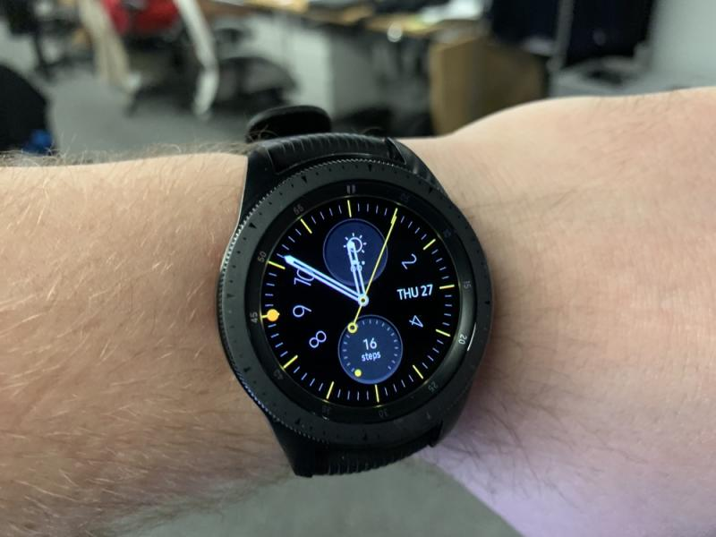 Samsung Galaxy Watch review 720180c37df