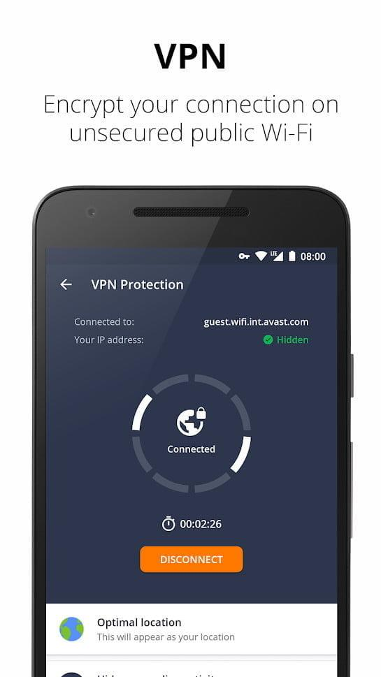 mejores apps android avast 2