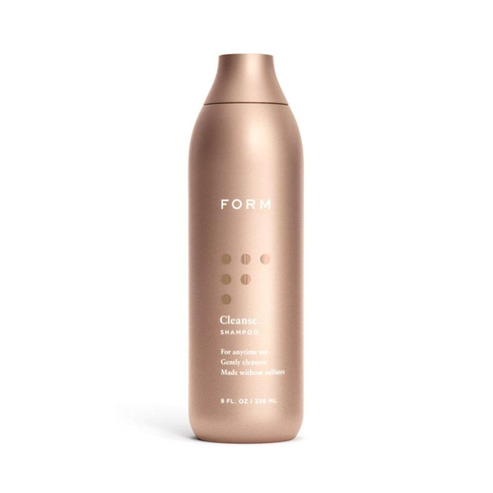 """<p><strong>FORM</strong></p><p>sephora.com</p><p><strong>$22.00</strong></p><p><a href=""""https://go.redirectingat.com?id=74968X1596630&url=https%3A%2F%2Fwww.sephora.com%2Fproduct%2Fcleanse-shampoo-P420647&sref=http%3A%2F%2Fwww.harpersbazaar.com%2Fbeauty%2Fhair%2Fg8776%2Forganic-natural-shampoo%2F"""" target=""""_blank"""">Shop Now</a></p><p>Form haircare avoids 2,000 potentially harmful ingredients in all their products—making it ideal for those of us just getting started on building a cleaner beauty routine. This sulfate-free formula still deeply cleans hair without stripping your natural oils.</p>"""