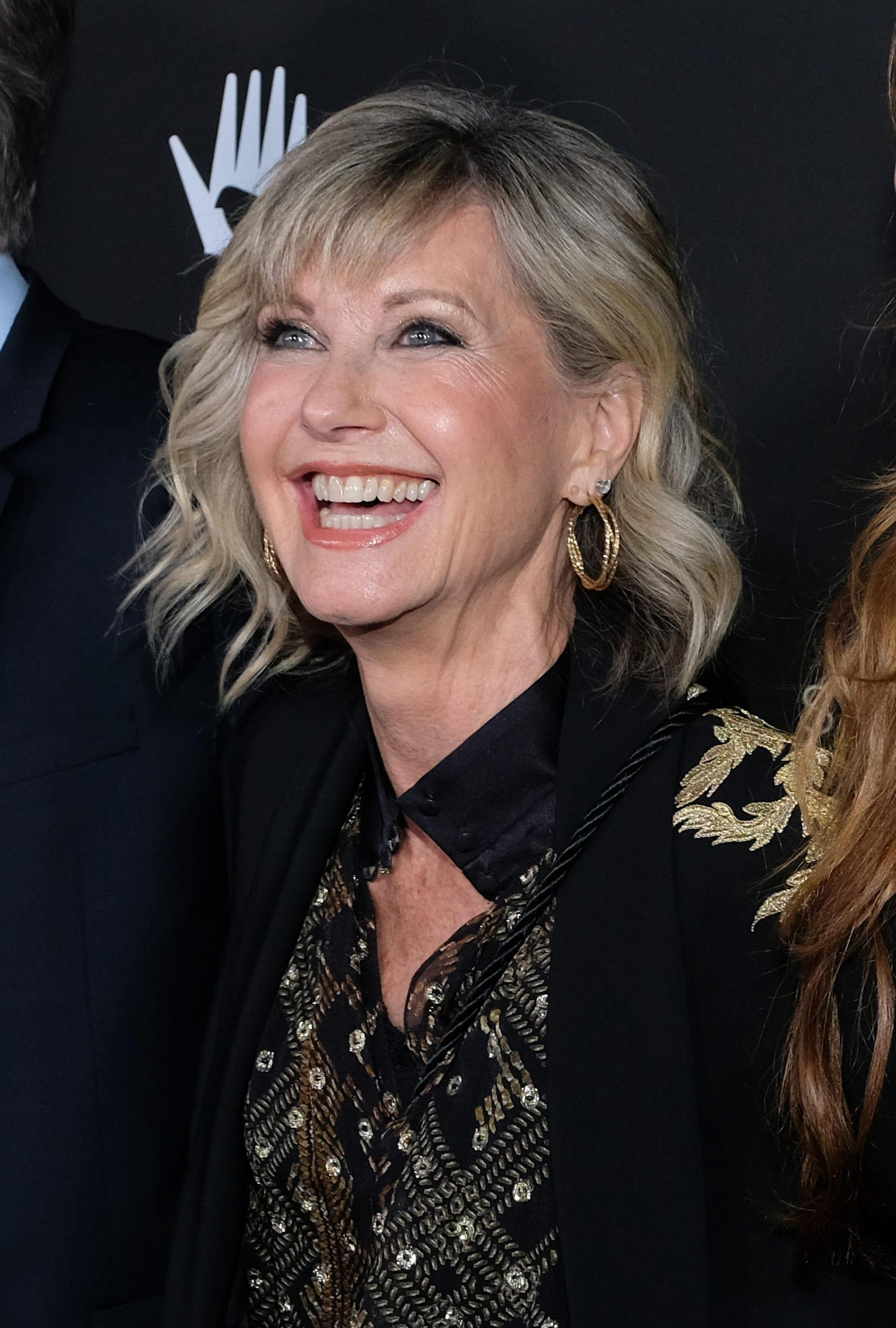 'This too will pass': Olivia Newton-John shares hopes for a better 2021 in video update