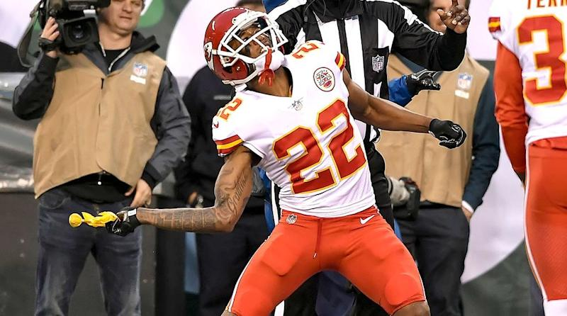 Chiefs called all 31 other teams in effort to trade Marcus Peters