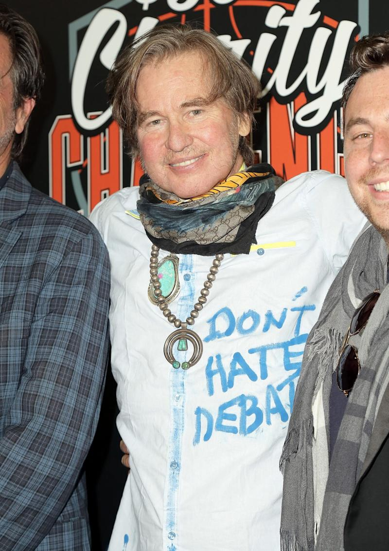 Val Kilmer Says He Has Not Had a Girlfriend in 20 Years: 'I Am Lonely Part of Every Day'