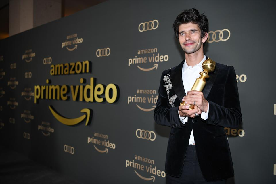 """""""I really believe that actors can embody and portray anything,"""" Ben Whishaw said, """"and we shouldn't be defined only by what we are."""" (Photo: Morgan Lieberman via Getty Images)"""