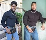 "<p>It's a funny meme, but let's not dismiss the fact that lately, people have actually been taking fashion notes from Dwayne's Johnson's iconic outfit.</p><p><a class=""link rapid-noclick-resp"" href=""https://www.amazon.com/Utopia-Wear-Special-Comfort-Turtleneck/dp/B00GAO8S68/?tag=syn-yahoo-20&ascsubtag=%5Bartid%7C10055.g.23549593%5Bsrc%7Cyahoo-us"" rel=""nofollow noopener"" target=""_blank"" data-ylk=""slk:SHOP BLACK TURTLENECK"">SHOP BLACK TURTLENECK </a></p><p><a href=""https://www.instagram.com/p/B4RB3rjFteP/&hidecaption=true"" rel=""nofollow noopener"" target=""_blank"" data-ylk=""slk:See the original post on Instagram"" class=""link rapid-noclick-resp"">See the original post on Instagram</a></p>"
