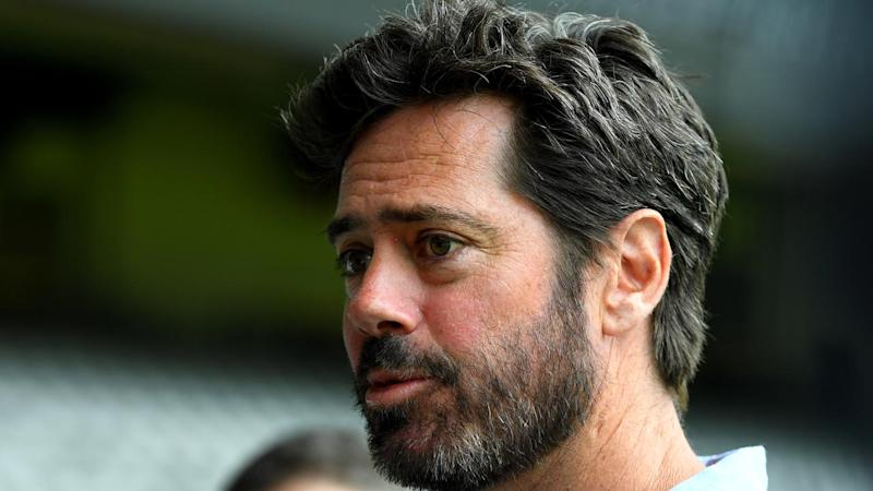CEO Gillon McLachlan says a decision about the start of the AFL season will be made on Tuesday