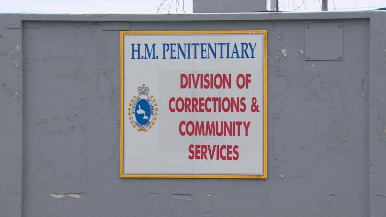 Death confirmed at Her Majesty's Penitentiary in St. John's