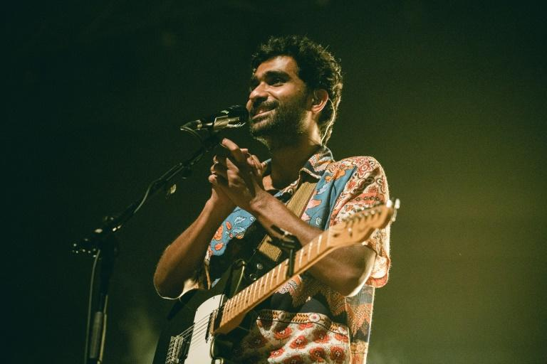 The former US president included Prateek Kuhad's wistful hit 'cold/mess' in his annual list of favourite music (AFP Photo/Prashin Jagger)