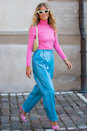 <p>Highlighter hues (the kind you used to have in your school pencil case) are an easy way to take your outfit to a whole other level. If you'd prefer to test the water before diving in, start out small with snazzy neon sandals or a beaded necklace.</p>