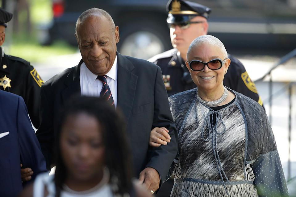 Camille Cosby Claims Husband Was Imprisoned on 'Falsified Evidence'