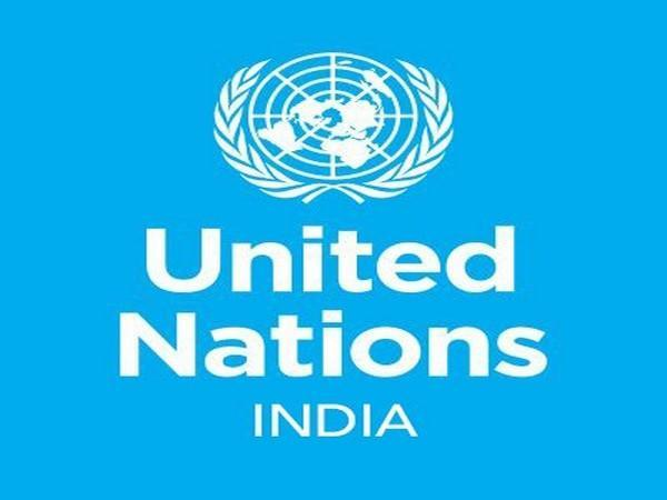 The logo of United Nations India (Image source: Twitter)