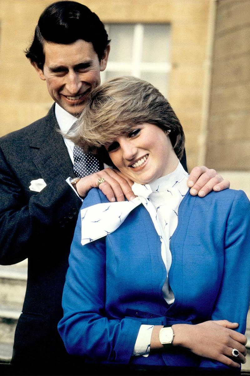 Prince Charles asked Diana to marry him in early February 1981, and they kept the news private for a few weeks. The palace made an official announcement on February 24.