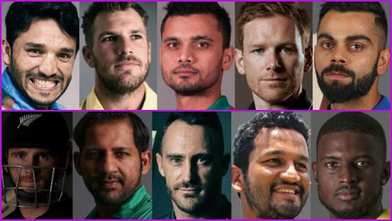 ICC Cricket World Cup 2019: Meet Captains of All 10 Participating Teams