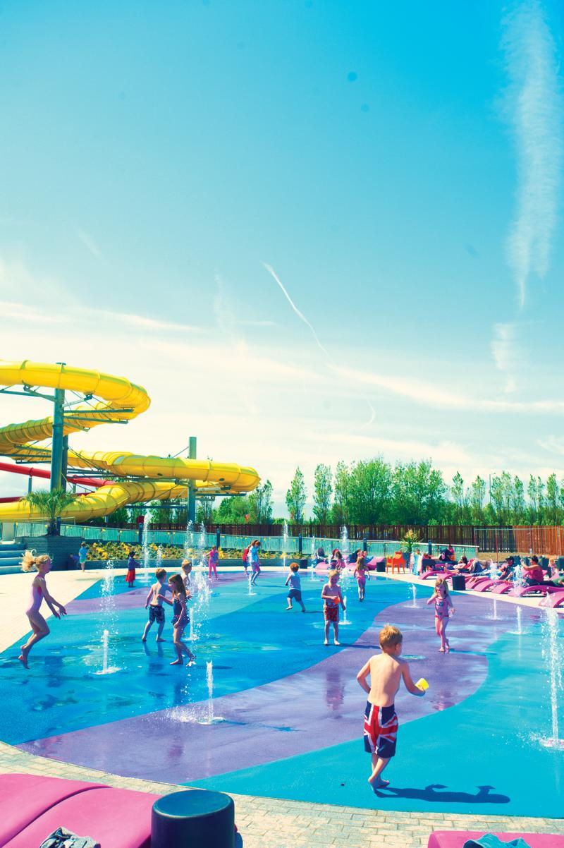 Splash outdoor at Butlin's Skegness. (Butlin's)
