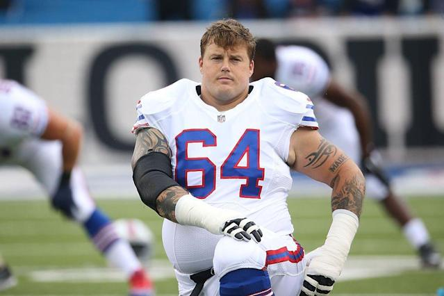 January wasn't the first time Richie Incognito has been accused of racial slurs. (GettyO