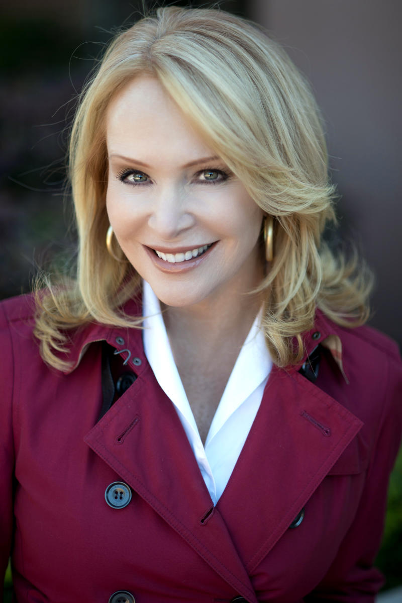 Sandra Maas worked at KUSI as its lead evening anchor for 10 years— her male counterparts were paid more than 40 percent than she was. (Credit: Sandra Maas)