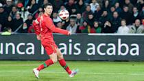 <p>One of the transcendent superstars of the soccer pitch, Ronaldo's skills on the field translate to a lot of green -- for both himself and his sponsors. Branded by many as the most successful soccer player of all-time, Ronaldo stacked his already impressive resume with an appearance for Team Portugal at the 2004 Athens Games.</p> <p>According to Forbes, Ronaldo is the No. 3 highest-paid athlete in the world across all sports -- he's topped the list many times. Ronaldo earned $120 million this year -- he earns $64 million a year in salary alone. He has a lifetime deal with Nike, and his CR7 brand spans hotels, gyms, clothing, and accessories.</p> <p><small>Image Credits: Fanny Schertzer / </small></p>