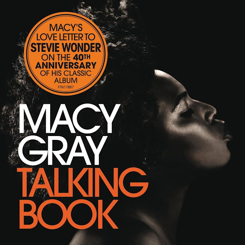 """This CD cover image released by 429 Records shows """"Talking Book,"""" the latest release by Macy Gray. (AP Photo/429 Records)"""