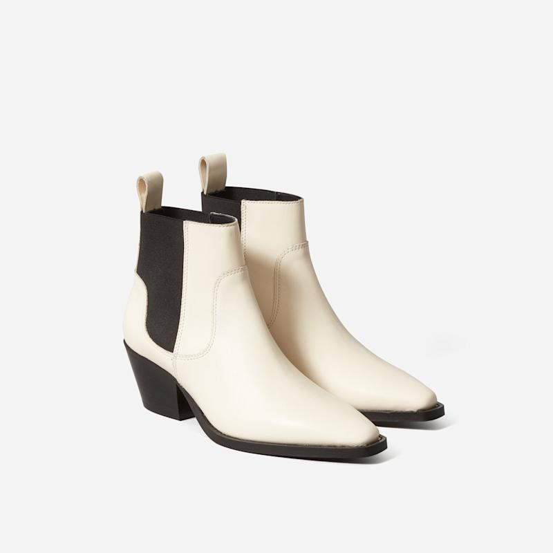 The Western Boot. Image via Everlane.