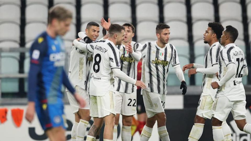 Juve-Udinese | Jonathan Moscrop/Getty Images