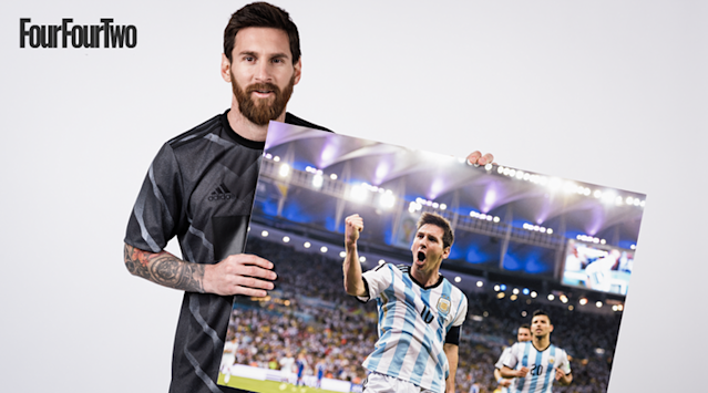 From being a little nervous about his Barça debutto the perfect night scoring his 500th goal to win El Clasico against Real Madrid, Messi talks FourFourTwo through the most iconic moments of a stellar career