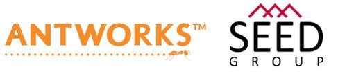 Antworks and Seed Logo