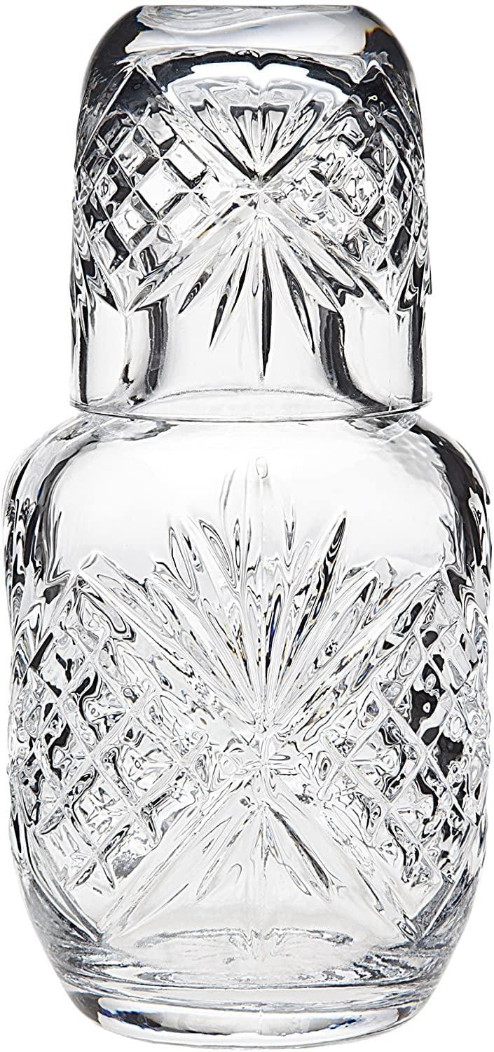 <p>The <span>Godinger Bedside Night Carafe</span> ($20) is a great way to areate your wines or whiskeys and looks great on your bar cart.</p>