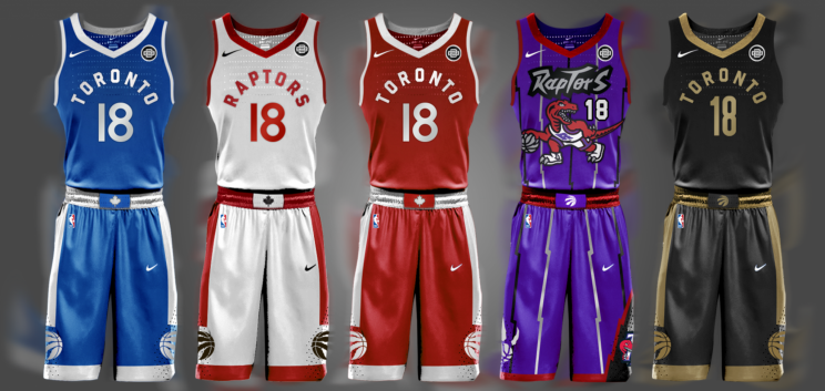 b73b109a49b While we wait for NBA jersey releases, a fan designed his own, and ...