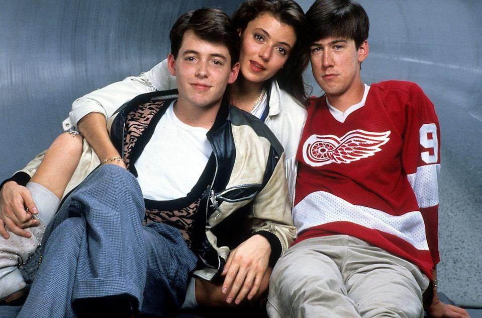 <p>The vernacular in some films remain engrained in pop culture forever, which is the case for the opening monologue in <em>Ferris Bueller's Day Off </em>(Bueller? Bueller? Bueller?). The 1986 blockbuster was Matthew Broderick's breakout movie and a fan favorite from the decade. </p>