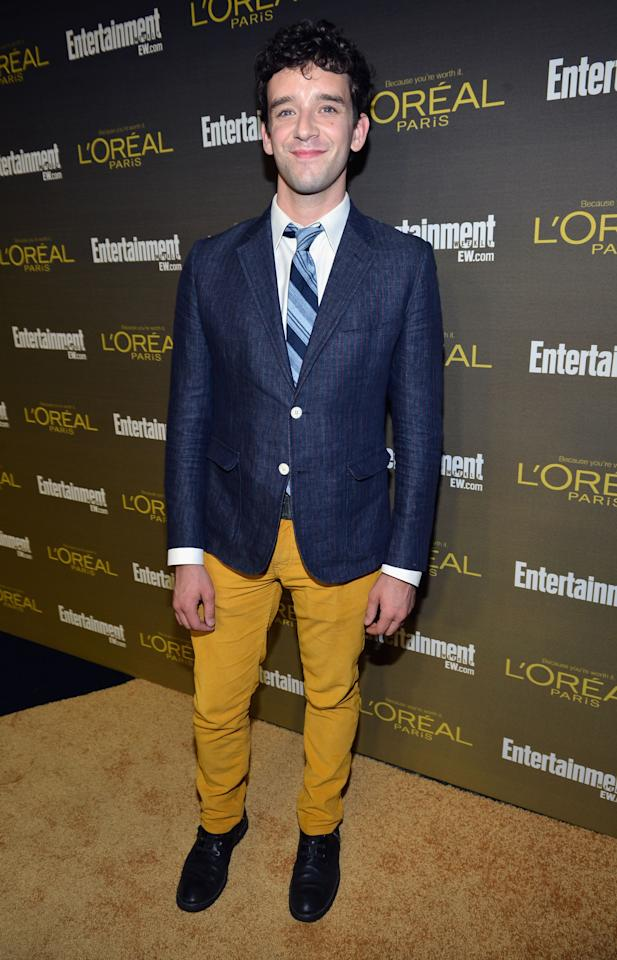 WEST HOLLYWOOD, CA - SEPTEMBER 21: Actor Michael Urie attends The 2012 Entertainment Weekly Pre-Emmy Party Presented By L'Oreal Paris at Fig & Olive Melrose Place on September 21, 2012 in West Hollywood, California.  (Photo by Alberto E. Rodriguez/Getty Images for Entertainment Weekly)