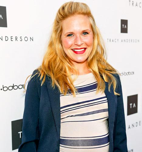 Sally Pressman Welcomes Baby Boy!