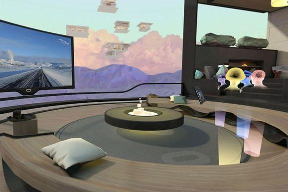 Rooms for Gear VR.