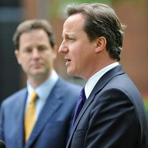 Cameron and Clegg come out fighting as Europe turns against austerity