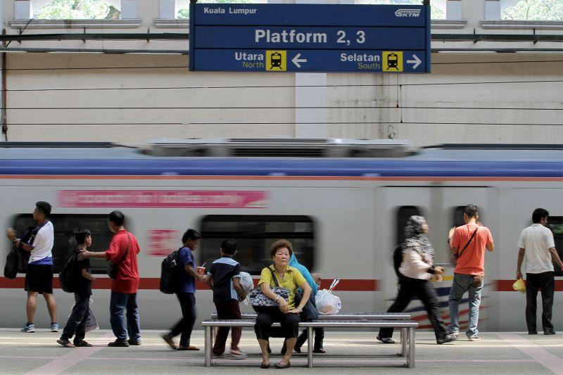KTMB to offer business class seats, free WiFi soon