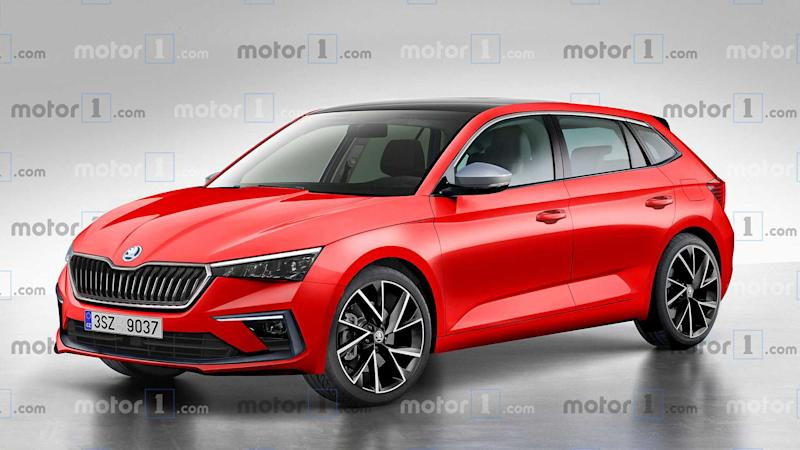 2019 Skoda Scala Debuts Today Watch The Livestream Here