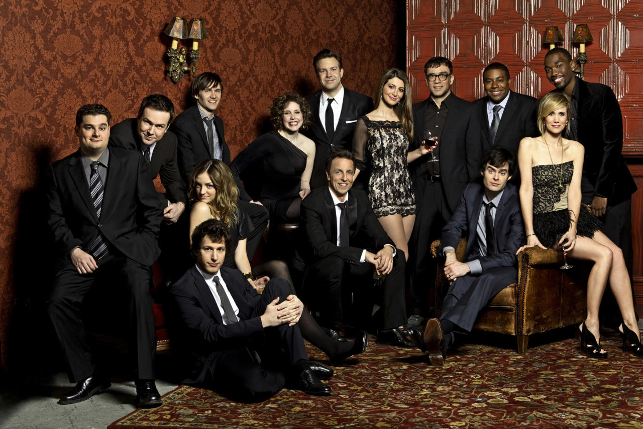 """Outstanding Variety, Music, or Comedy Series: """"Saturday Night Live"""""""