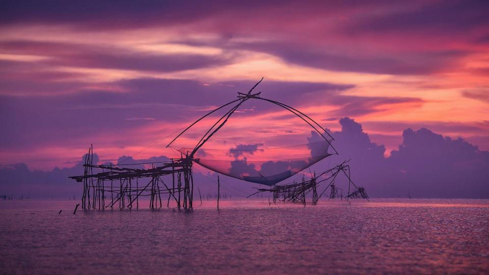 <p>This fishing village is home to some spectacular sunrises. </p>