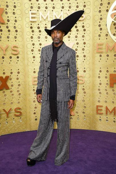PHOTO: Billy Porter attends the 71st Emmy Awards at Microsoft Theater on September 22, 2019 in Los Angeles, California. (Frazer Harrison/Getty Images)