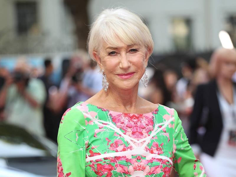 Helen Mirren and Will Smith team up to help fight homelessness