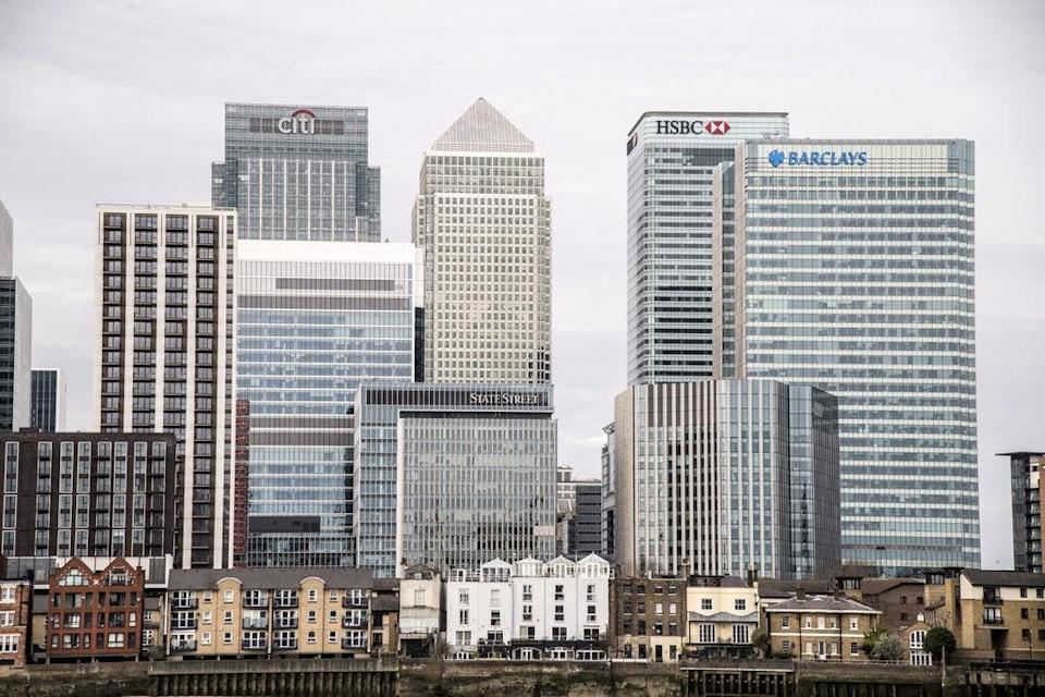 London's shares gained on Monday (Ian West/PA) (PA Wire)
