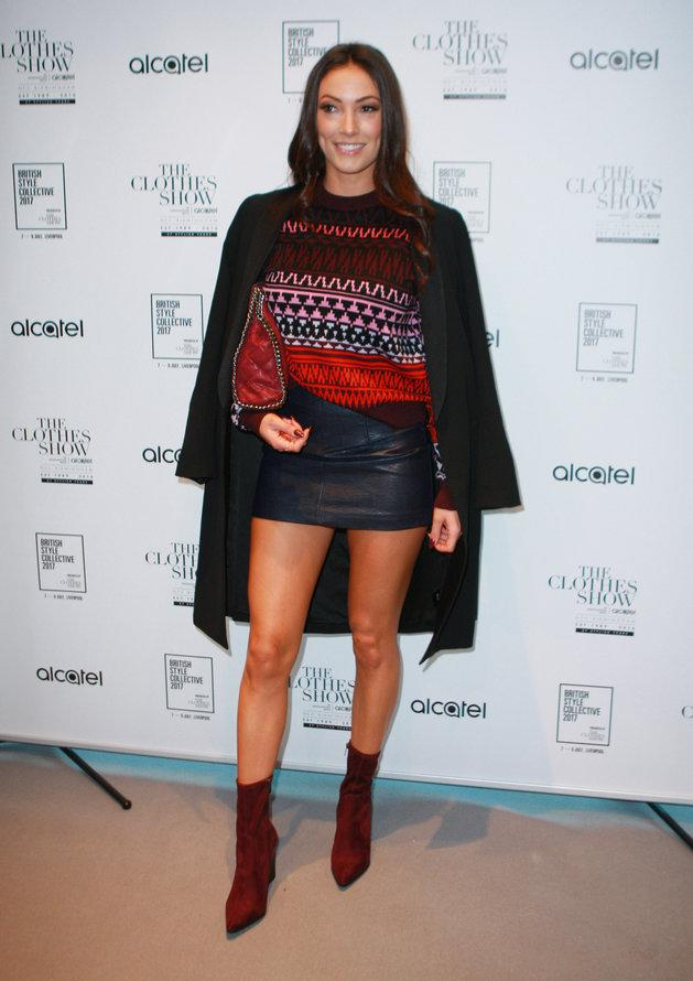 Sophie Gradon in December 2016