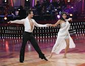 <p>More than a decade ago, Kim still needed that TV exposure. And you know what? She got it. Kim came in 11th place with Mark Ballas. We know you can't dance, Kim, but that's okay. We still love you. </p>