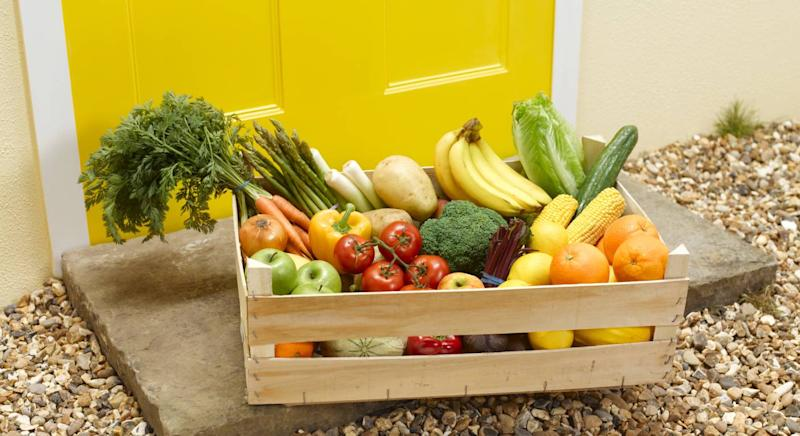 These are the best vegetable delivery boxes in the UK. (Getty Images)