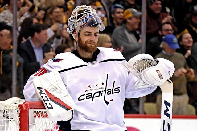 Washington Capitals goaltender Braden Holtby will not visit the White House with his teammates on Monday. (AP Photo)