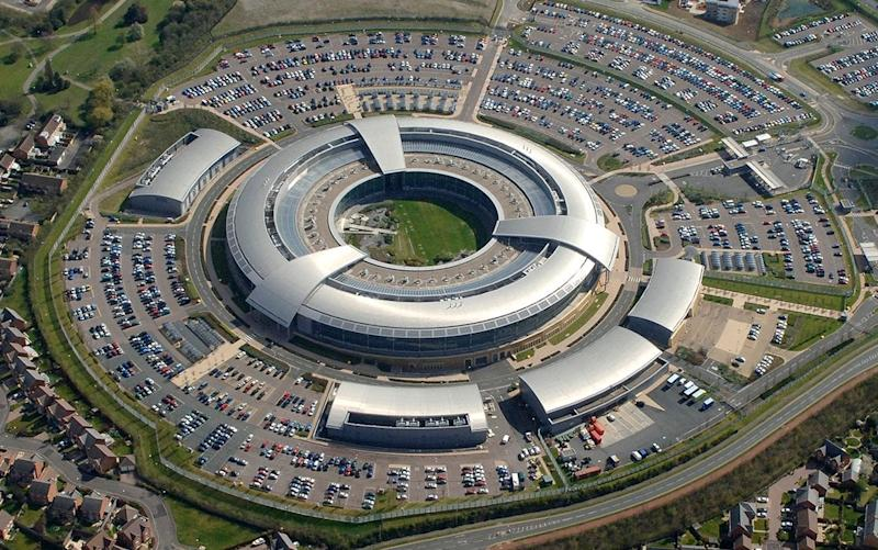 GCHQ's National Cyber Security Centre - Press Association Images