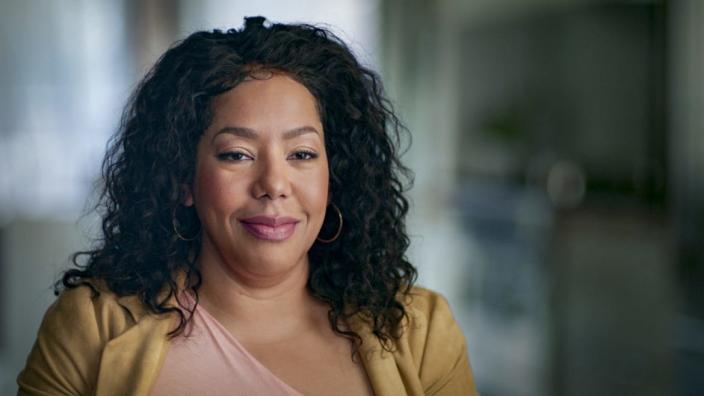 """<div class=""""inline-image__caption""""><p>Sheri Sher in <em>On the Record</em></p></div> <div class=""""inline-image__credit"""">HBO Max</div>"""