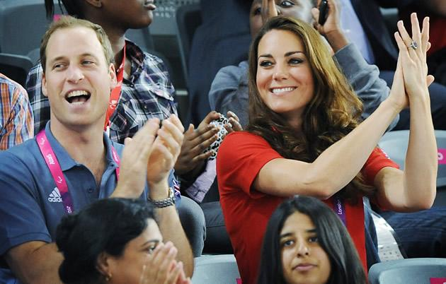 Here's your chance to see the Duke and Duchess, and to celebrate their visit. (Getty Images)
